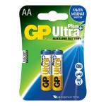 Элемент GP LR6 ULTRA PLUS ALKALINE 15AUP-2CR2 BL-2/20/160